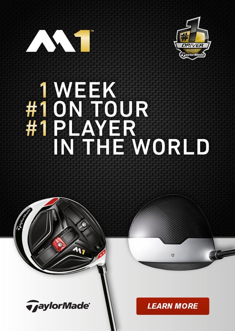 Check out the new TaylorMade